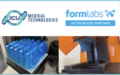 ICU Medical Technologies and SolidPerfil3D, official Formlabs partner, start to collaborate