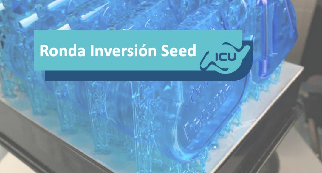 Ronda de Inversión Seed-ICU