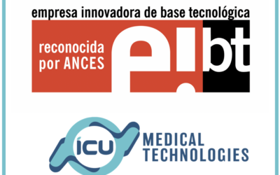 ICU Medical Technologies achieves the EIBT stamp as an Innovative Technology-Based Company